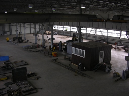 Аренда крытых складов